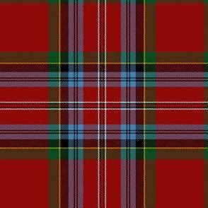 "MacIntosh / MacPherson tartan, 6"""