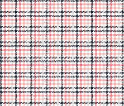 Best In Show Plaid 2 fabric by andie_hanna on Spoonflower - custom fabric