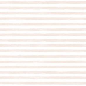 blushy gouache stripes // small