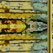 Woodland Spirit Shawl - Sage