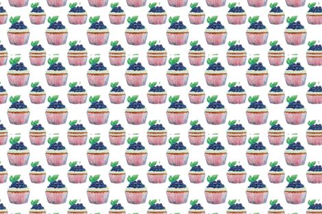 Capcakes fabric by ren_design on Spoonflower - custom fabric