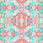Sakura Pastel Batik