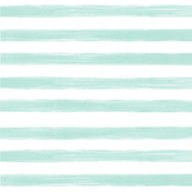 aqua gouache stripes