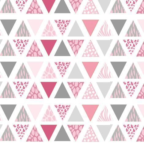 zebra_2 fabric by daria_krawczyk on Spoonflower - custom fabric