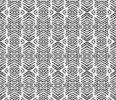 lined_abstraction_white_small fabric by blayney-paul on Spoonflower - custom fabric