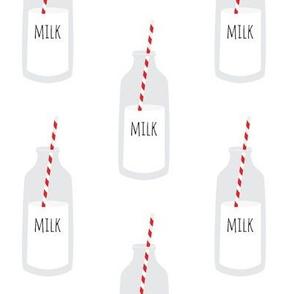 Milk // White