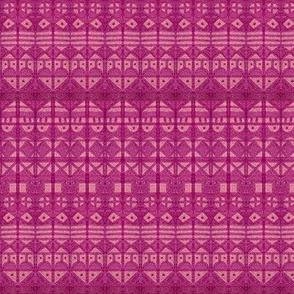 Tribal Stripe XL Pink