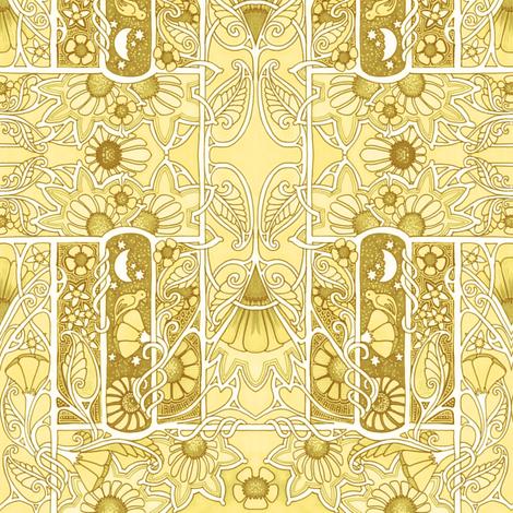 So Long Ago and Far Away fabric by edsel2084 on Spoonflower - custom fabric