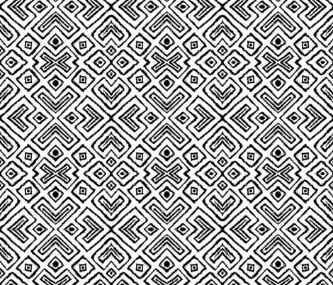 diamond_diagonal_white_small fabric by blayney-paul on Spoonflower - custom fabric
