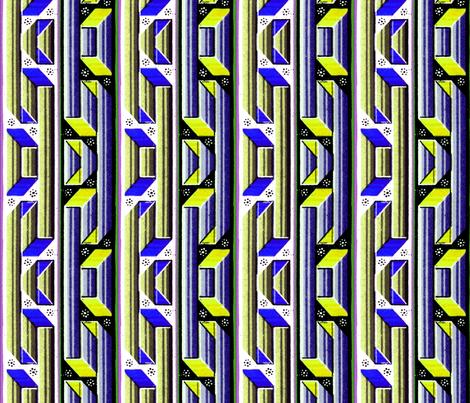 moyen age 234 fabric by hypersphere on Spoonflower - custom fabric