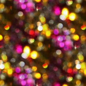 seamless bokeh lights