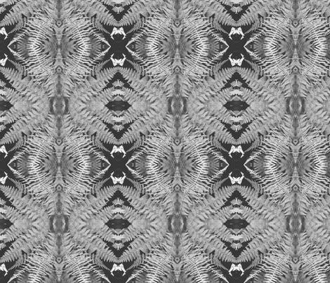 Ferns fabric by ampersand_designs on Spoonflower - custom fabric