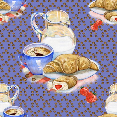Rfrench_breakfast_coffee_croissant_lilac_by_floweryhat_shop_preview