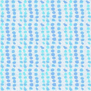 Dots small blue and grey blue sail regatta
