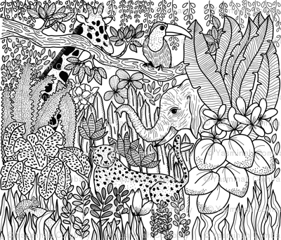 Jungle_Coloring_Book