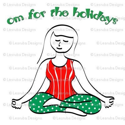 Yoga Gal Om for the Holidays