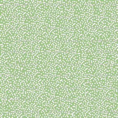 Paisley Microdot - Green