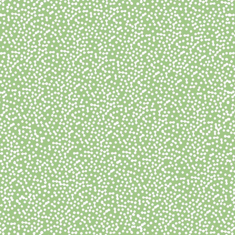 Paisley Microdot - Green fabric by engravogirl on Spoonflower - custom fabric