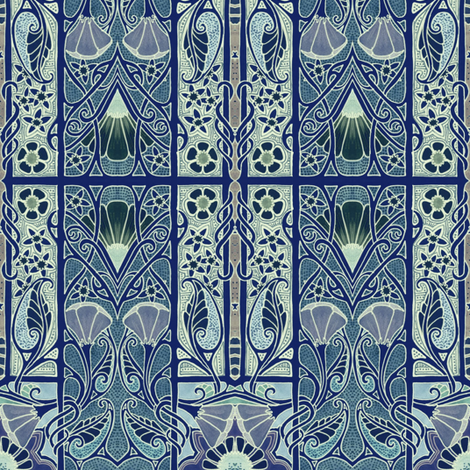 Wake Me Up When 1922 Returns fabric by edsel2084 on Spoonflower - custom fabric