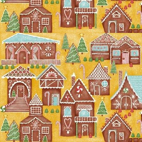 Gingerbread Village