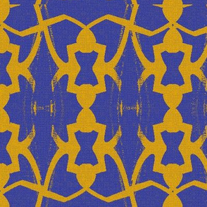 Golden Chain (Yellow and Blue)