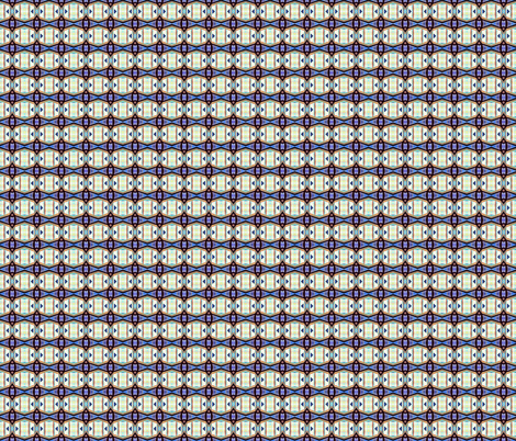 Stained Glass Chain fabric by vickywestover on Spoonflower - custom fabric