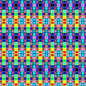 Jolly Dots and Squares