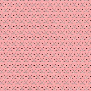 hockey x pink