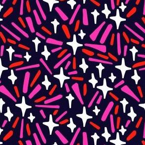 Bright Stars on Navy