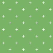 bud green cross plus // pantone color of the month may