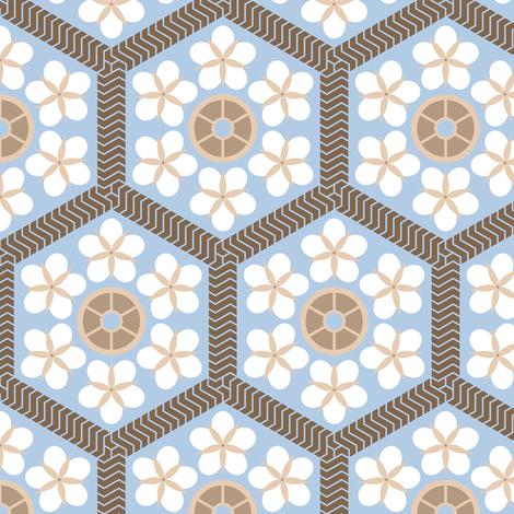 cotton : farm to tea-towel 1 fabric by sef on Spoonflower - custom fabric