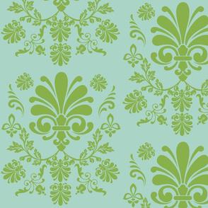Essence 10- greenery  mint garden