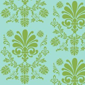 Essence 10- greenery  mint