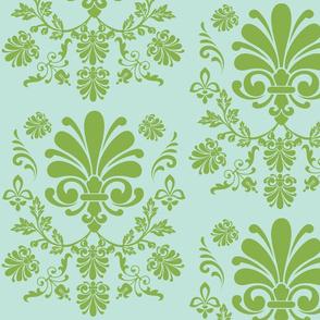 Essence 10- greenery  mint  mist