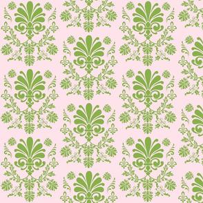 Essence 525- greenery  pink