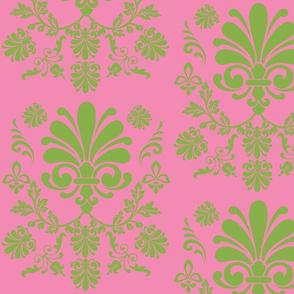 Essence 10- greenery  rose