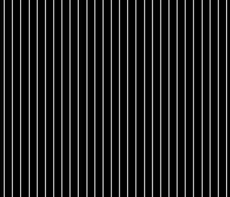 Basic_Stripe_black_small fabric by blayney-paul on Spoonflower - custom fabric