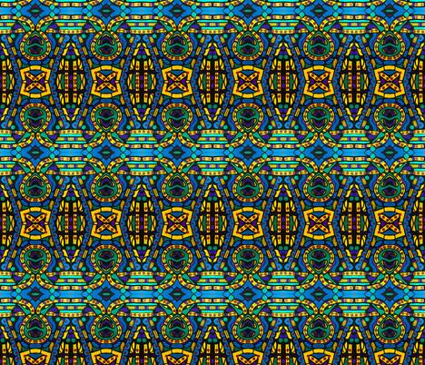 Paths fabric by sj_hallart on Spoonflower - custom fabric