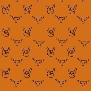 Longhorns Orange