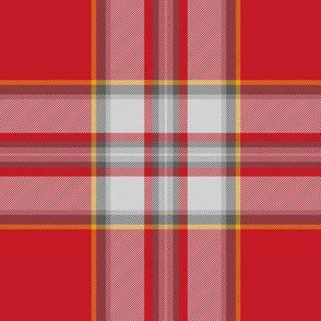 """Drummond of Perth dress tartan #2, 6"""""""