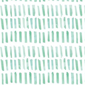 Watercolor Blocks - Light Green