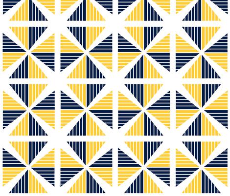 Winter Mod 2 fabric by twix on Spoonflower - custom fabric