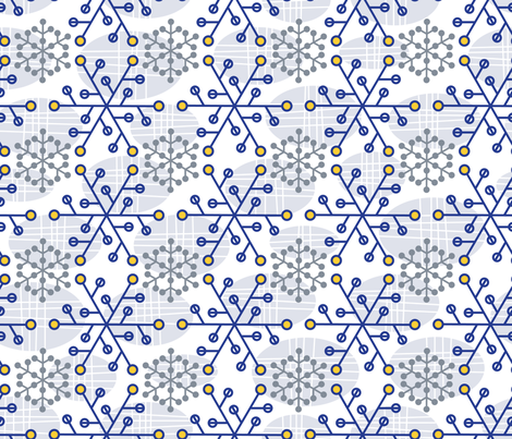 WinterMod fabric by melhales on Spoonflower - custom fabric