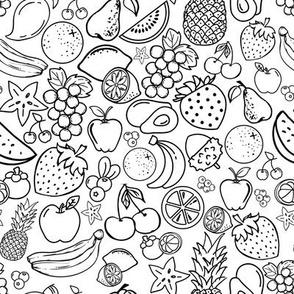 Fruit Menagerie