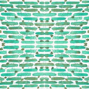 Sea Glass Stripes