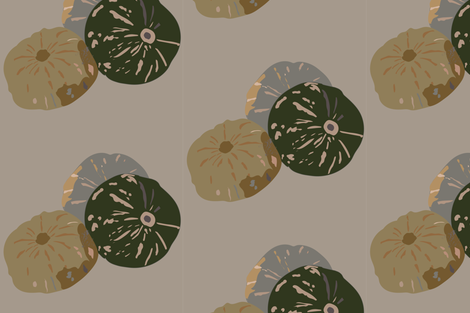 Pumpkins-1 fabric by bugs4 on Spoonflower - custom fabric