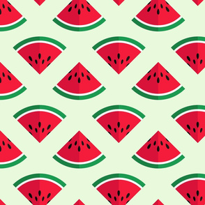 Summer sweet watermelon pattern