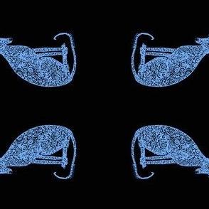 Curly_hound_Sky Blue - Length
