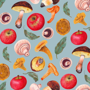 Apples_and_Mushrooms