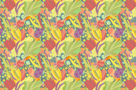 Farm Market Upset fabric by wren_leyland on Spoonflower - custom fabric
